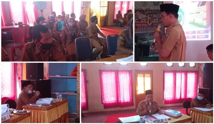Penilaian  Kinerja Kepala  Madrasah di MAN 1 Bungo